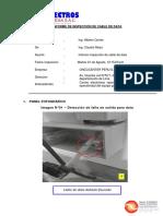Inf- 308 Inspeccion de Cable de Data