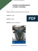 Hull John C - Introduccion A Los Mercados De Futuros Y Opciones (4ed).pdf