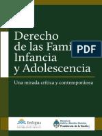 derecho de las familias infanciay adolescencia