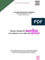 Manejo del suelos para arroz.pdf