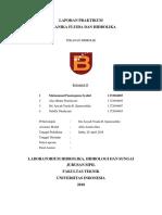Tekanan Hidrostatis-Laporan praktikum Mekanika Fluida dan Hidrolika