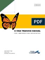 Final U Visa Training Manual - IRP Public Counsel v.30