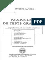 manual de test graficos mauricio xandro
