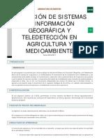 32991 Aplicacion de SIG y Teledeteccion en Agricultura y MA 1617