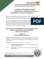 39 Reglamento Interior de la Administración Pública Municipal.pdf