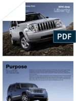2010 Jeep Liberty Seattle WA
