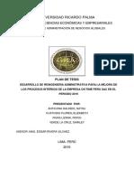 Tesis- Reingenieria Administrativa Contenedores