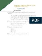 Modelo de Analisis Estadistico