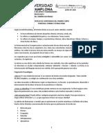 Síntesis Forma y Estructura FM1 Primer Corte
