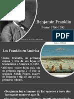 Unidad 3 Benjamin Franklin - Jhon Fredy Berrió R