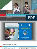 1 Karinna Multi Drug Resistance Tuberculosis (MDR TB)