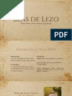 Unidad 2 Blas de Lezo - Santiago Quintero Mususué