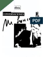 FOUCAULT, MICHEL - El Yo minimalista y otras conversaciones (2003)