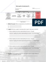 Metacognitive Reading Report - STS.docx