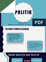 Agama Politik