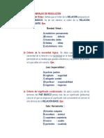 Criterios Generales de Resolución 2