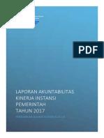 LAKjIP_PA_Klaten_2017
