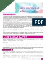 Licao1web Pao Da Vida