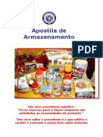 Apostila de Armazenamento de Alimentos