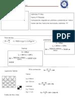 Calculo para análisis de telas
