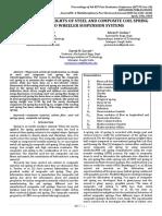 JournalNX- Two Wheeler Suspension System