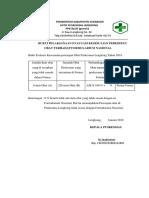 8.2.1.7 Bukti Pelaksanaan Evaluasi Kesesuaian Peresepan Terhadap Formularium