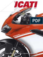 DUCATI Motorcicle