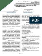 JournalNX-Construction Productivity