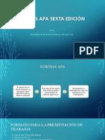 Proyecto de Normas APA