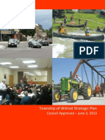Township of Wilmot Strategic Plan