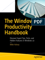 Windows 10 Productivity Handbook