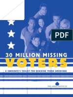 30 Million Missing Voters