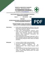 8.4.3.2 SK Sistem Pengkodean, Penyimpanan Dan Dokumentasi Selomerto