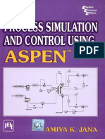 Process Simulation and Control Using Aspen (T.L)