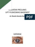 KEGIATAN PROLANIS-Katarak