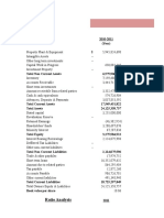 fin 254 group project excel