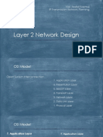 Presentation of Layer 2 Network