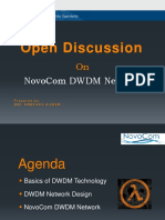 DWDM Documents
