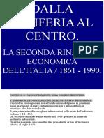 Storia Economica -  Dalla Periferia Al Centro