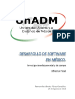 Desarrollo de Software en México