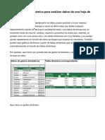 Unidad 4. Excel 2010 Tablas dinámicas
