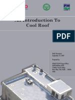 Cool Roof Technology Guide - Draft