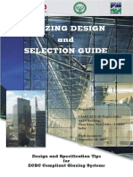 Glazing Design and Selection Guide - Draft
