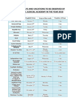 list of holidays 2018.pdf