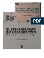 Sustentabilidade Em Urbanizações de Pequeno Porte - Juan Luis Mascaró