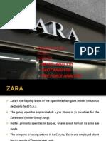 Zara  Fast FashionCase Study IEOR     Logistics