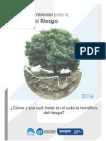 Publicacion Educacion y Riesgo 2016