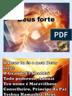 Abro Mão - Toque No Altar