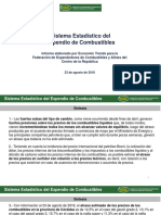 Informe de Economic Trends sobre el aumento de combustibles en Córdoba.