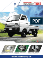 Catalouge Suzuki Carry Truck Euro4